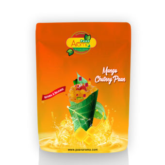 Mango Chutney Paan