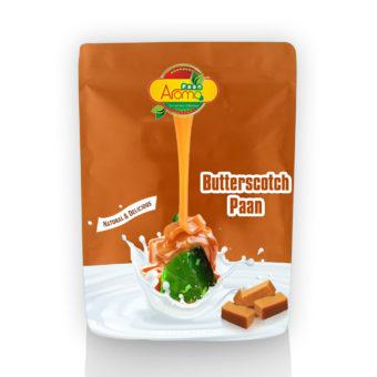 Butterscotch Paan