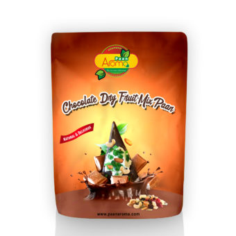 Chocolate Dry Fruit Mix