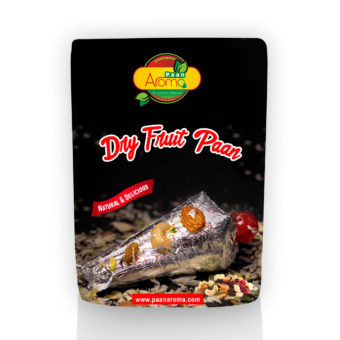 Dry Fruit Paan