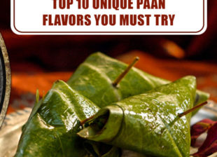 Top 10 Unique Paan Flavours