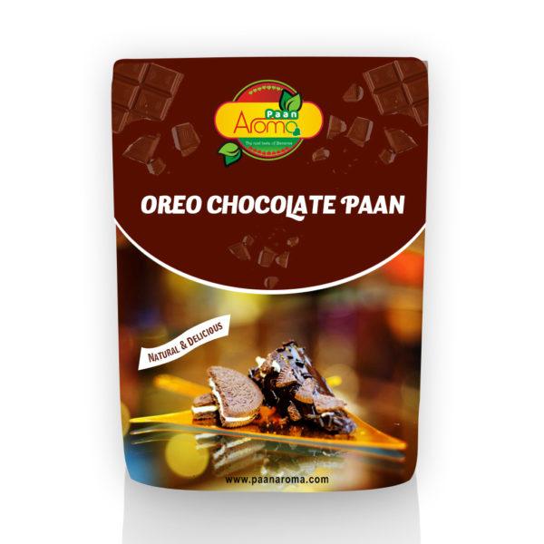 Oreo Chocolate Paan