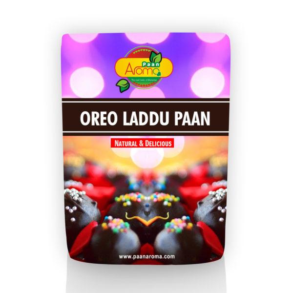 Oreo Laddu Paan