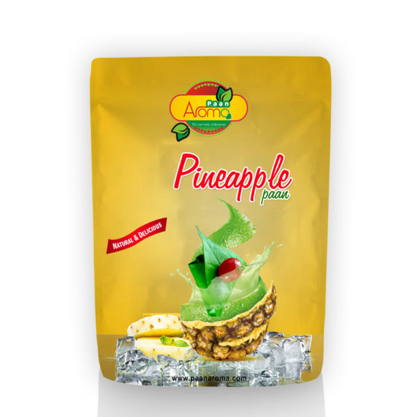 Pineapple Paan