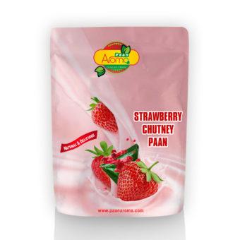 Strawberry Chutney Paan