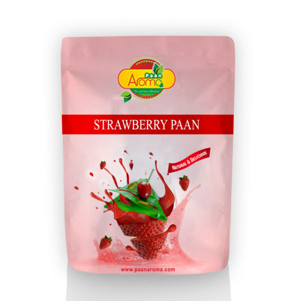 Starwberry Paan